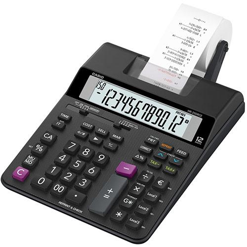HR-200RCE | Printing Calculators | Consumer Calculators | Products