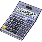 Calculatrices de bureau avec fonction conversion EURO | DF-120TERII