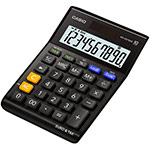 Calculatrices de bureau avec fonction conversion EURO | MS-100TERII-BK