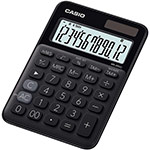 Compact desk calculators in trendy colours | MS-20UC