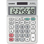 The environmentally friendly eco-calculators | MS-88ECO