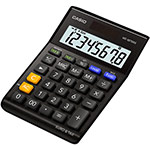 Calculatrices de bureau avec fonction conversion EURO | MS-88TERII-BK