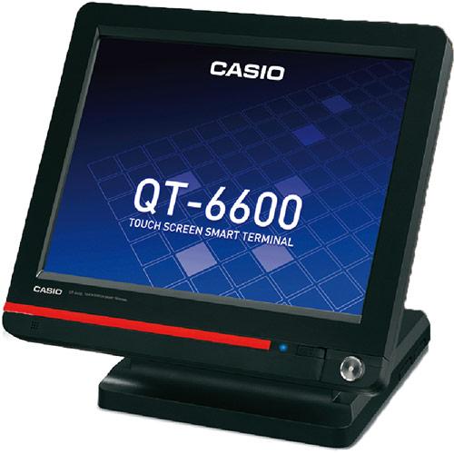 QT-6600 | Systemlösungen | Kassensysteme | Produkte | CASIO