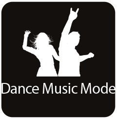 Dance Music Mode