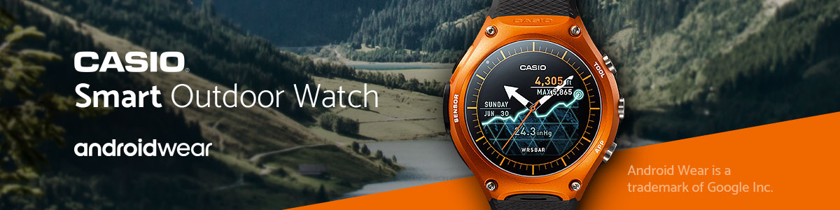 Smart Outdoor Watches
