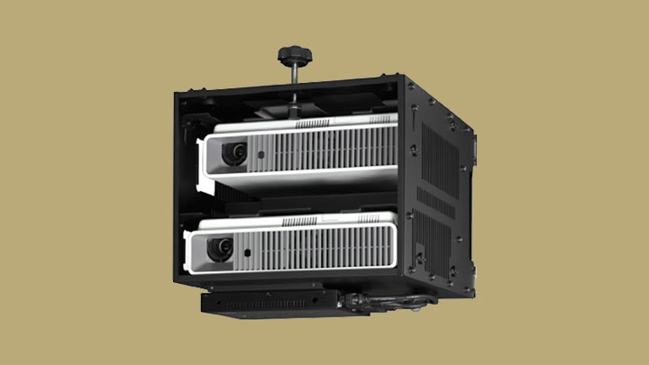 Dual Projection System