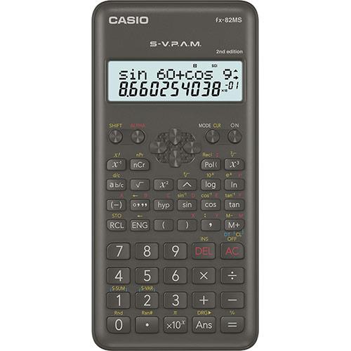 FX-82MS | Technical & scientific calculator | School and graphic ...