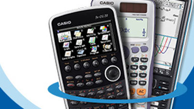CASIO Calculadoras