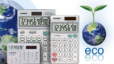 Calculatrices ECO