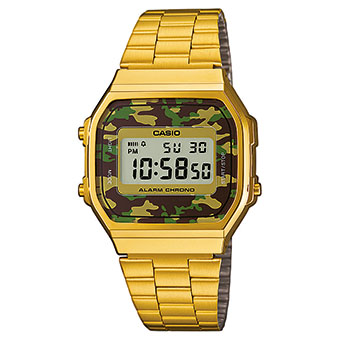 CASIO Collection Retro | A168WEGC-3EF