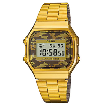 CASIO Collection Retro | A168WEGC-5EF