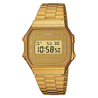 CASIO Collection Retro | A168WG-9BWEF