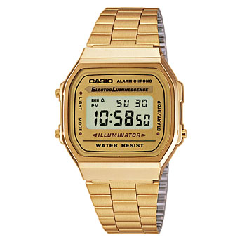 CASIO Collection Retro | A168WG-9EF
