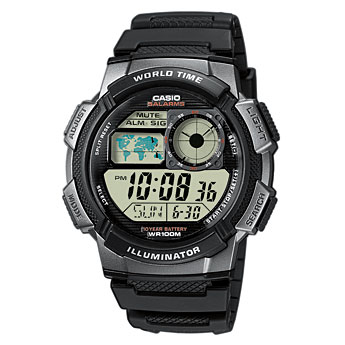 CASIO Collection Men | AE-1000W-1BVEF