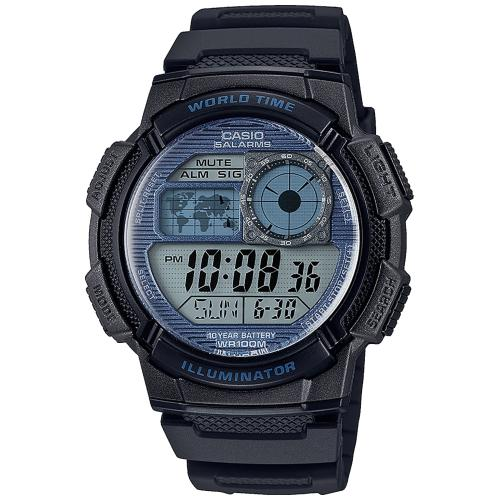CASIO Collection Men | AE-1000W-2A2VEF