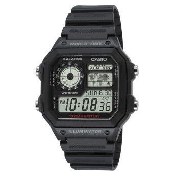 CASIO Collection Men | AE-1200WH-1AVEF
