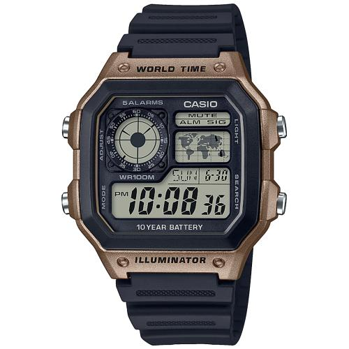 CASIO Collection Men | AE-1200WH-5AVEF