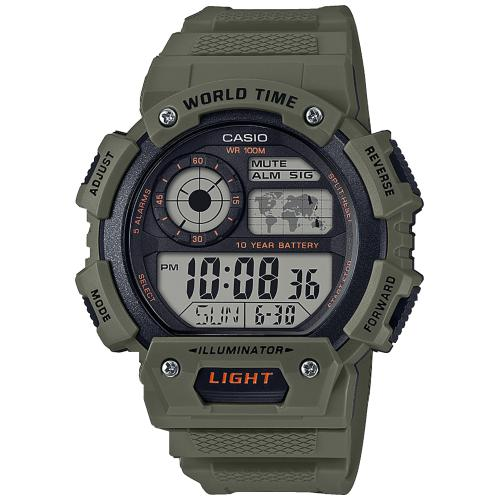 CASIO Collection Men | AE-1400WH-3AVEF