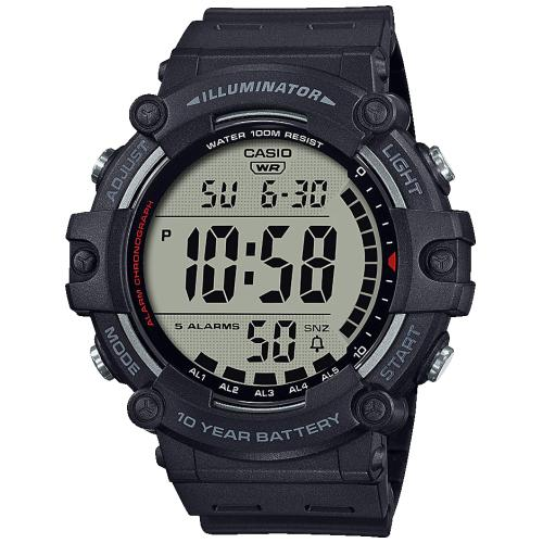 CASIO COLLECTION Men | AE-1500WH-1AVEF