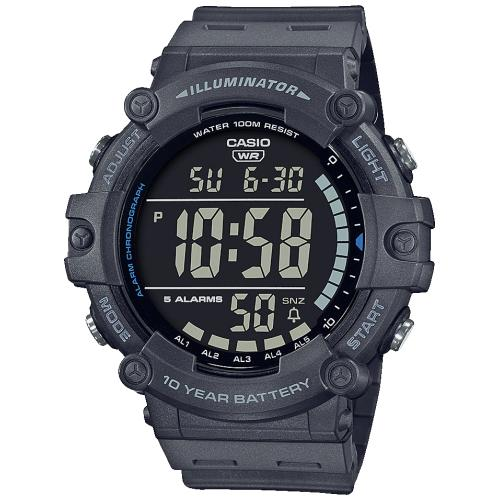 CASIO COLLECTION Men | AE-1500WH-8BVEF