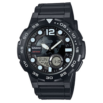 CASIO Collection Men | AEQ-100W-1AVEF