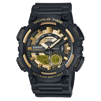 CASIO Collection Men | AEQ-110BW-9AVEF