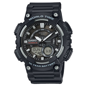 CASIO Collection Men | AEQ-110W-1AVEF