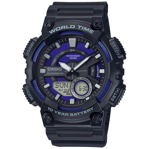 CASIO Collection Men | AEQ-110W-2A2VEF