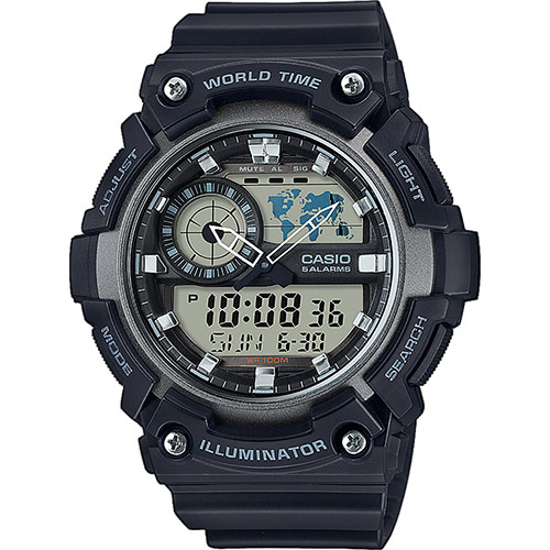 CASIO Collection Men | AEQ-200W-1AVEF