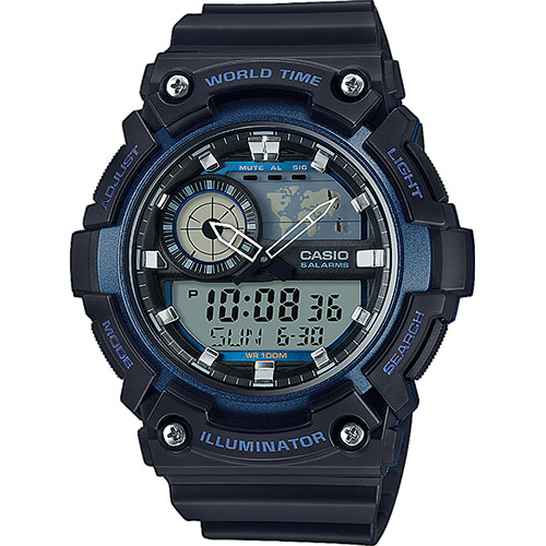 CASIO Collection Men | AEQ-200W-2AVEF