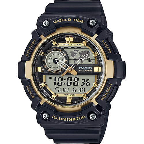 CASIO Collection Men | AEQ-200W-9AVEF