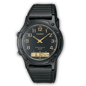 CASIO Collection Men | AW-49H-1BVEF