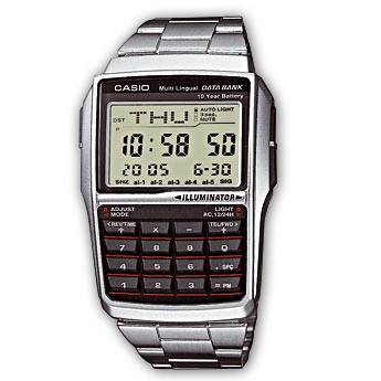 CASIO Collection Retro | DBC-32D-1AES
