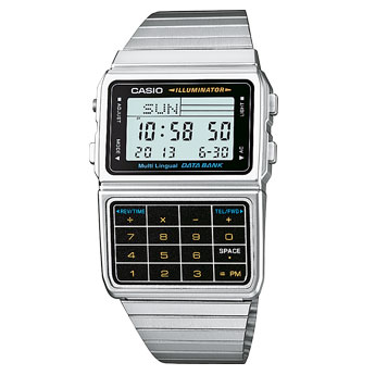 CASIO Collection Retro | DBC-611E-1EF