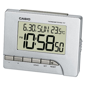 Wake Up Timer | DQ-747-8EF