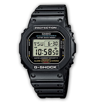G-SHOCK The Origin | DW-5600E-1VER