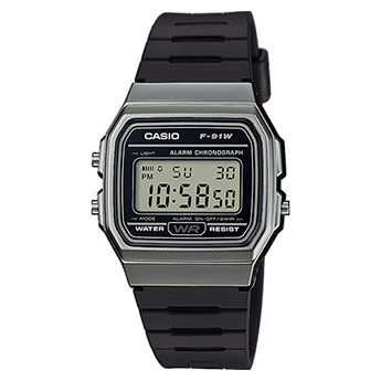 CASIO Collection Retro | F-91WM-1BEF