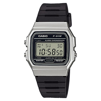 CASIO Collection Men | F-91WM-7AEF