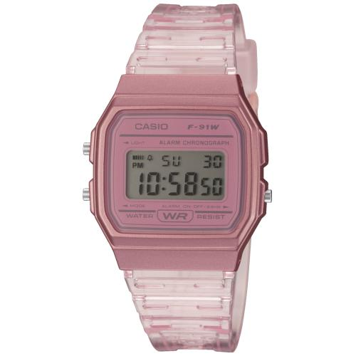 CASIO Collection Women | F-91WS-4EF