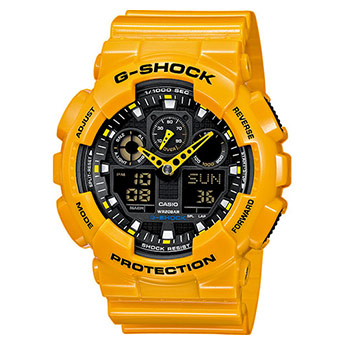 G-SHOCK Original | GA-100A-9AER