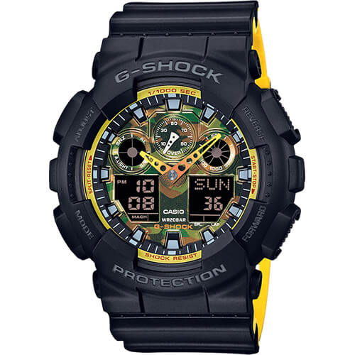 G-SHOCK Original | GA-100BY-1AER