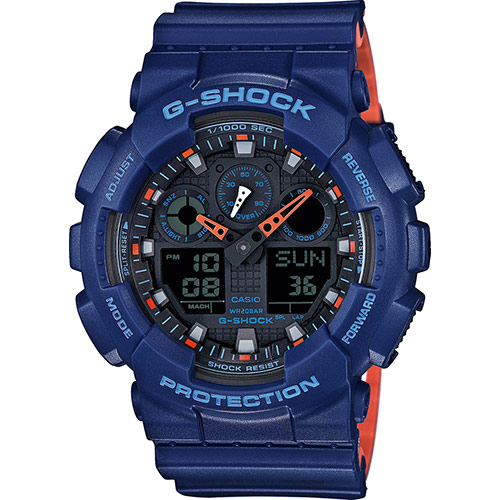G-SHOCK Original | GA-100L-2AER
