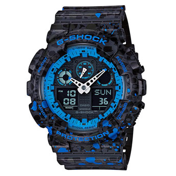 G-SHOCK Limited | GA-100ST-2AER