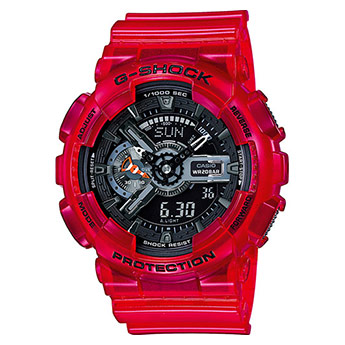 G-SHOCK Limited | GA-110CR-4AER