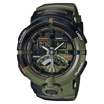 G-SHOCK Limited | GA-500K-3AER