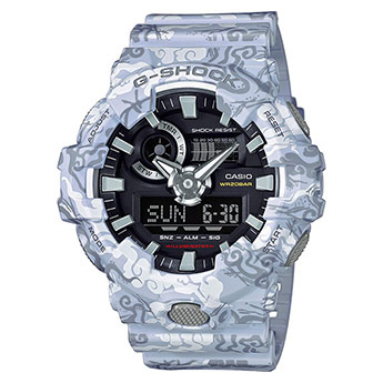 G-SHOCK Specials | GA-700CG-7ADR