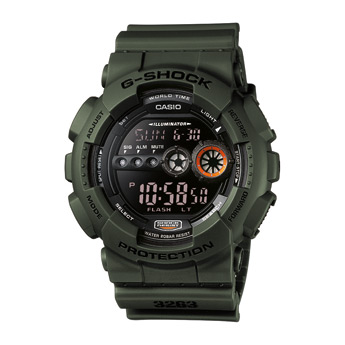 G-SHOCK Original | GD-100MS-3ER