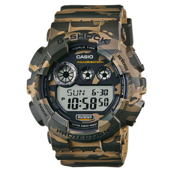 G-SHOCK Original | GD-120CM-5ER