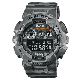 G-SHOCK Original | GD-120CM-8ER