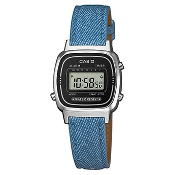 CASIO Collection Retro | LA670WEL-2A2EF